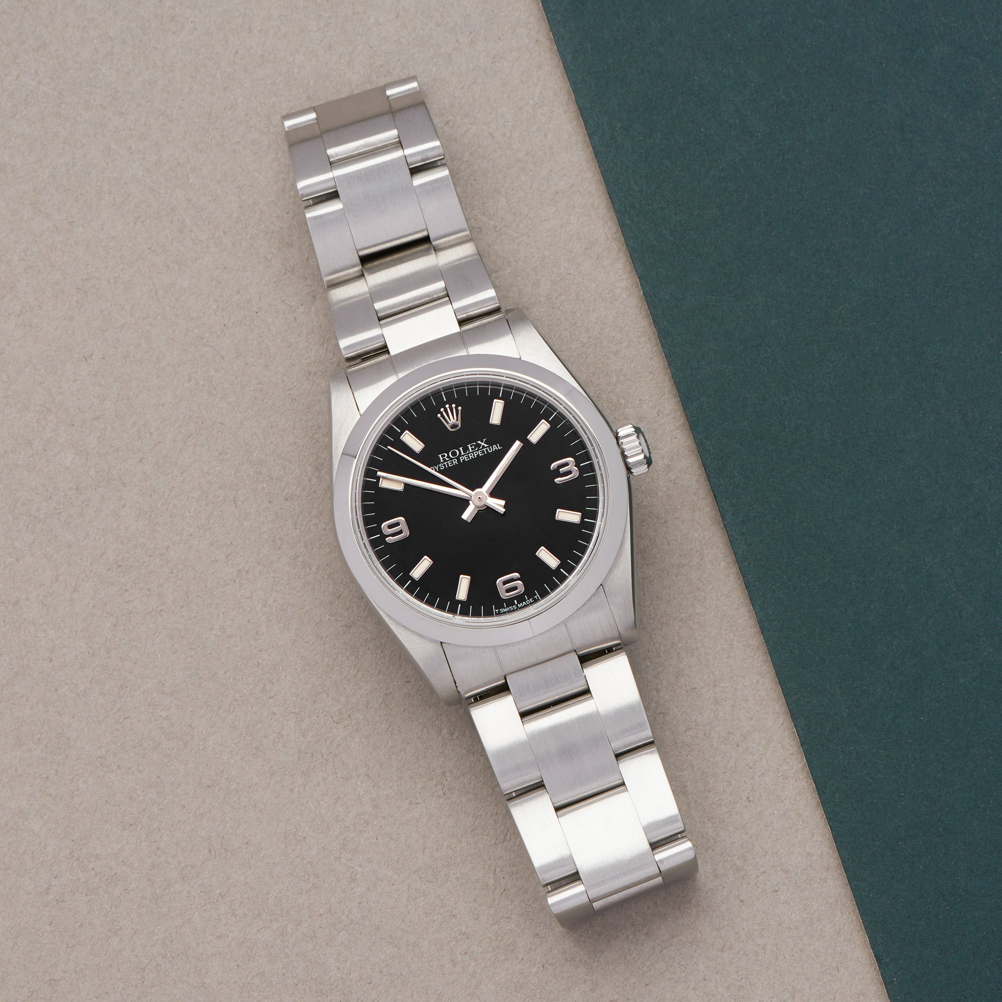 Rolex Oyster Perpetual 31 Stainless Steel 67480