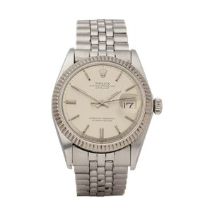 Rolex Datejust 36 18K Stainless Steel & White Gold - 1603