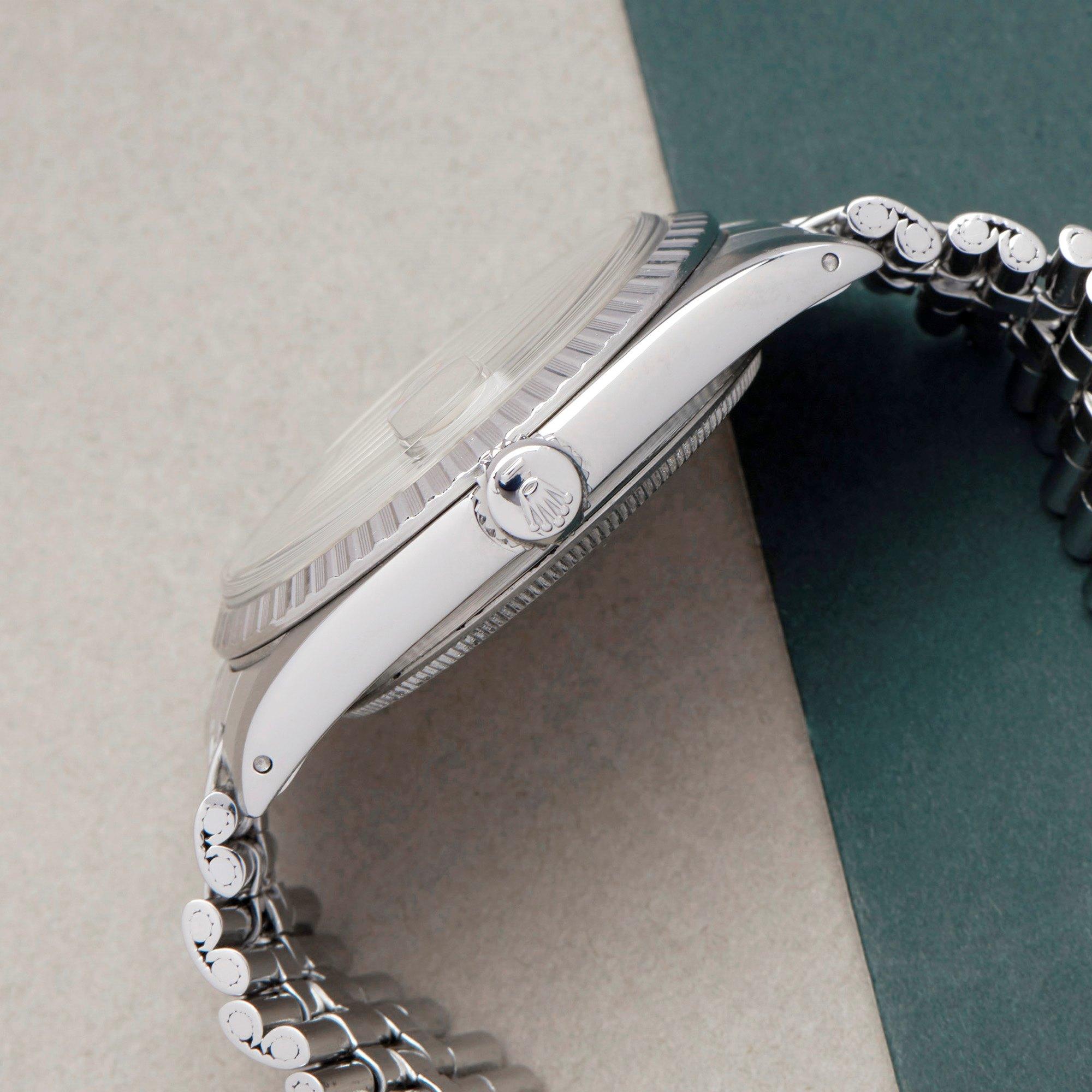 Rolex Datejust 36 18K Stainless Steel 1603