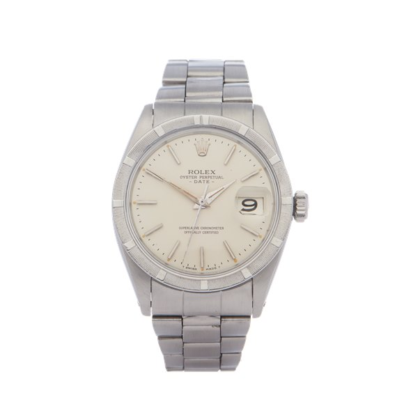 Rolex Oyster Perpetual Date Stainless Steel - 1501