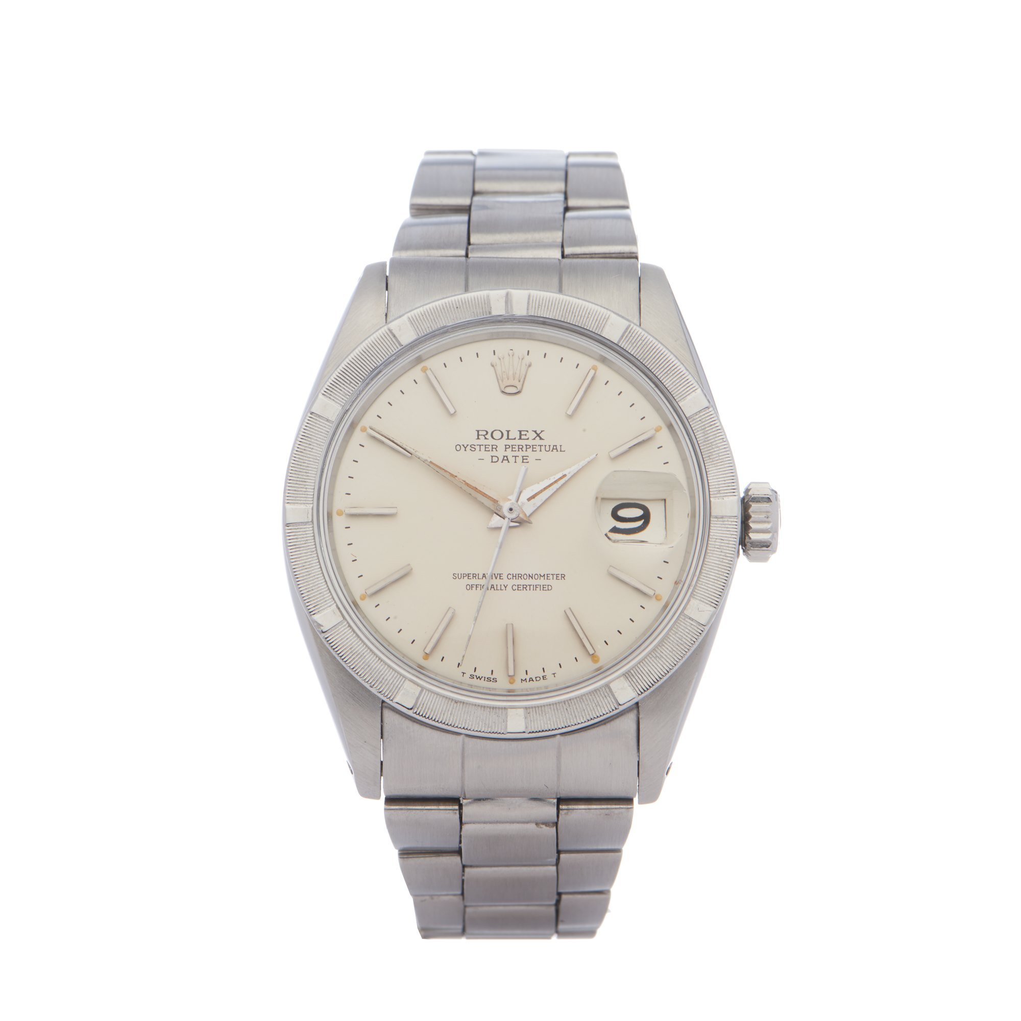 Rolex Oyster Perpetual Date Stainless Steel 1501