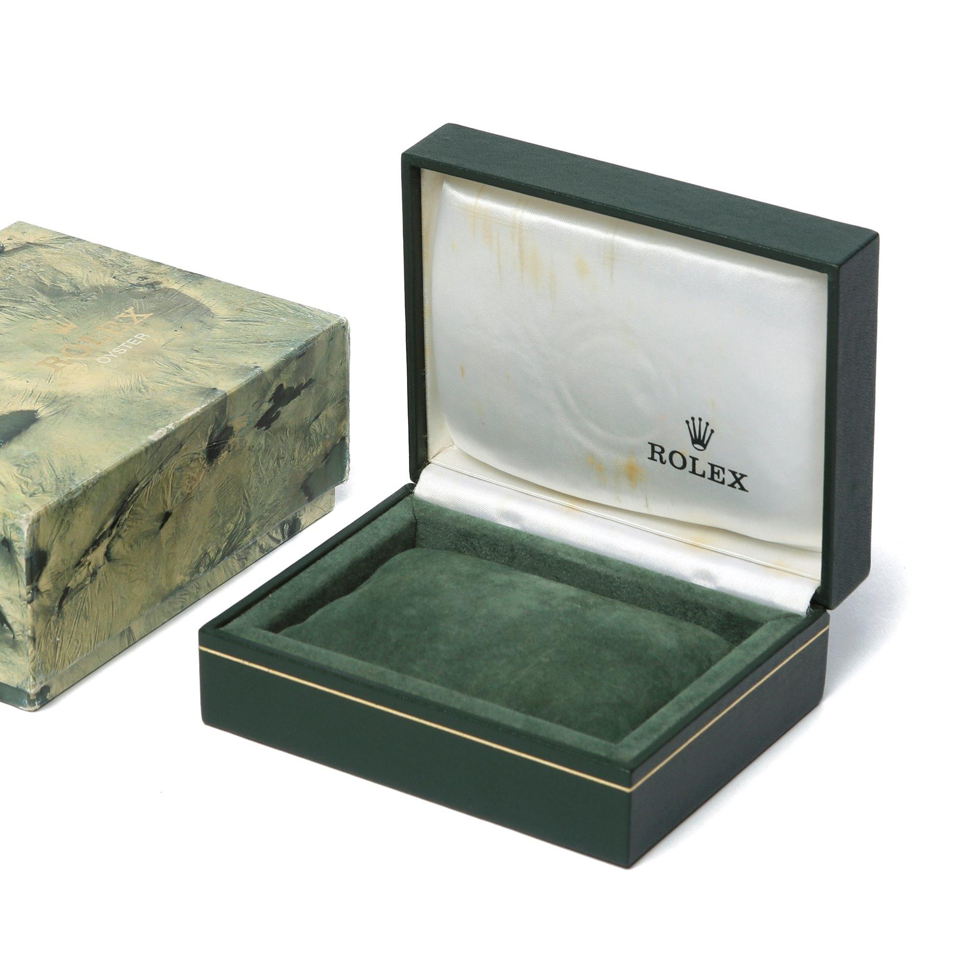 Rolex Datejust 26 18K White Gold & Stainless Steel 69174