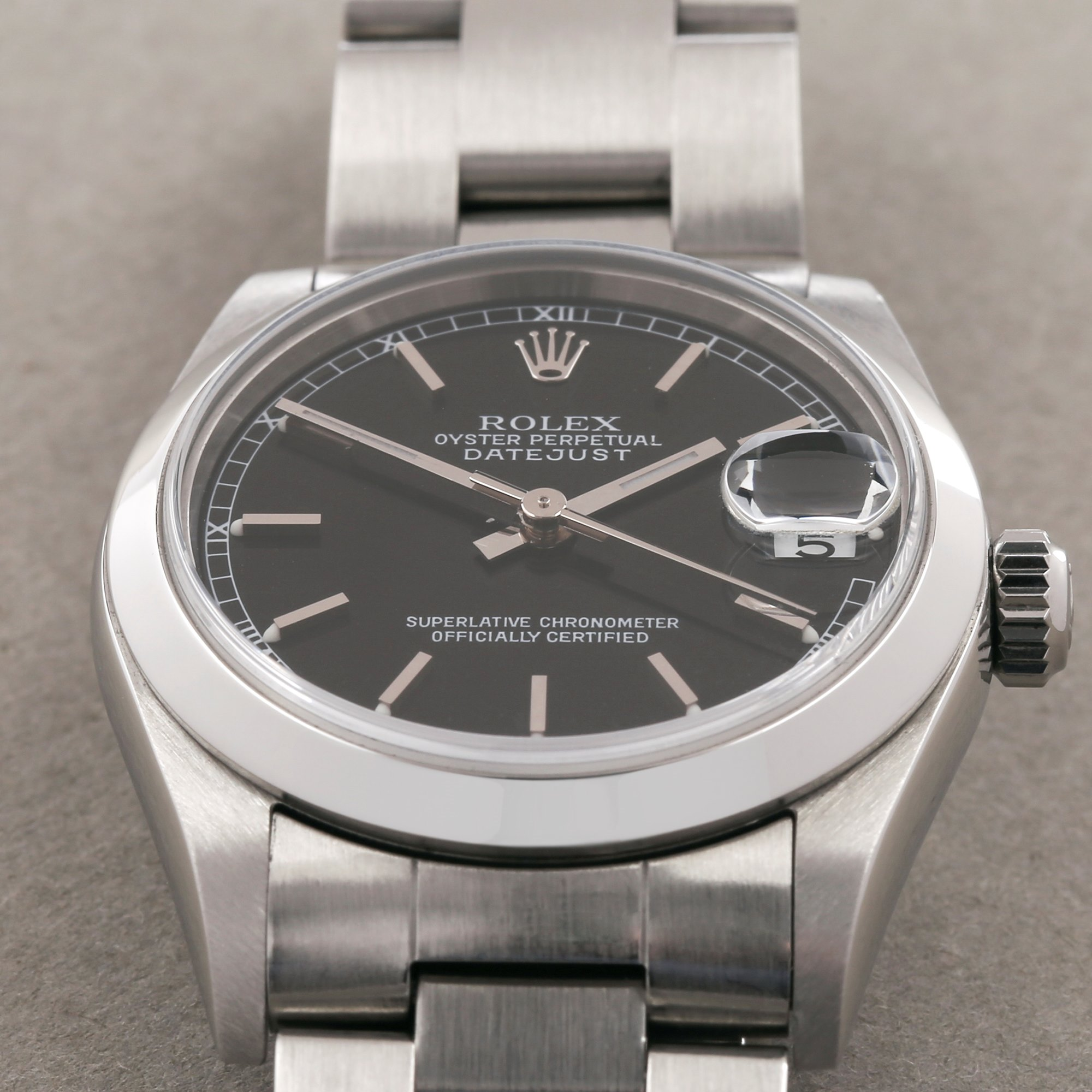 Rolex Datejust 31 Roestvrij Staal 78240