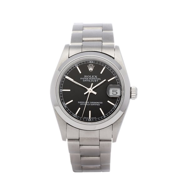 Rolex Datejust 31 Stainless Steel - 78240