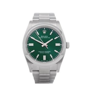 Rolex Oyster Perpetual Stainless Steel - 126000