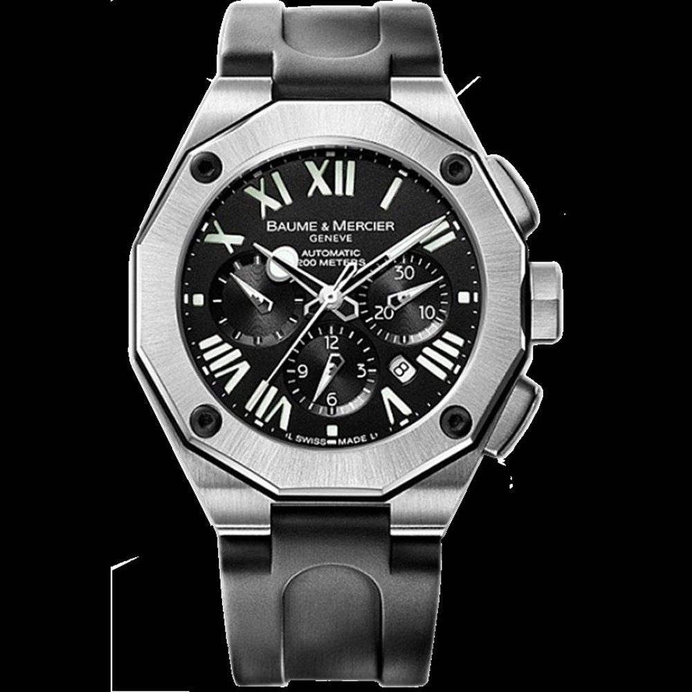 Baume & Mercier Riviera Stainless Steel MOA08854