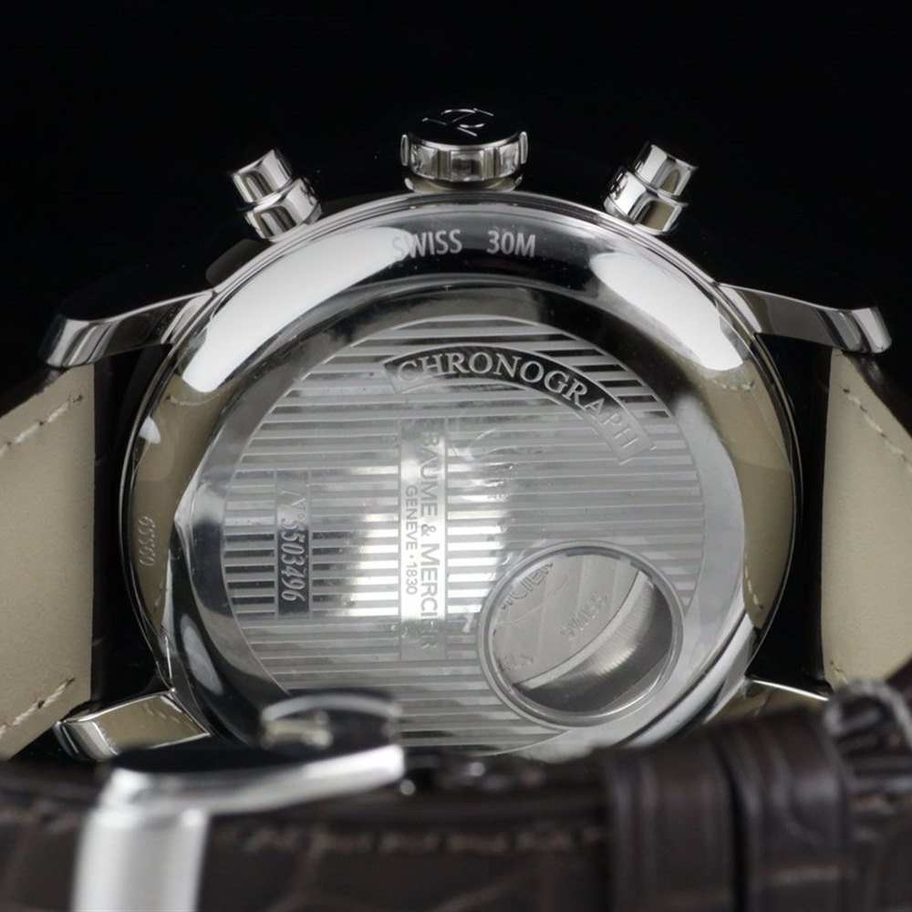 Baume & Mercier Classima Stainless Steel M0A08692