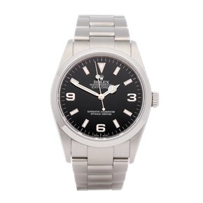 Rolex Explorer Stainless Steel - 114270