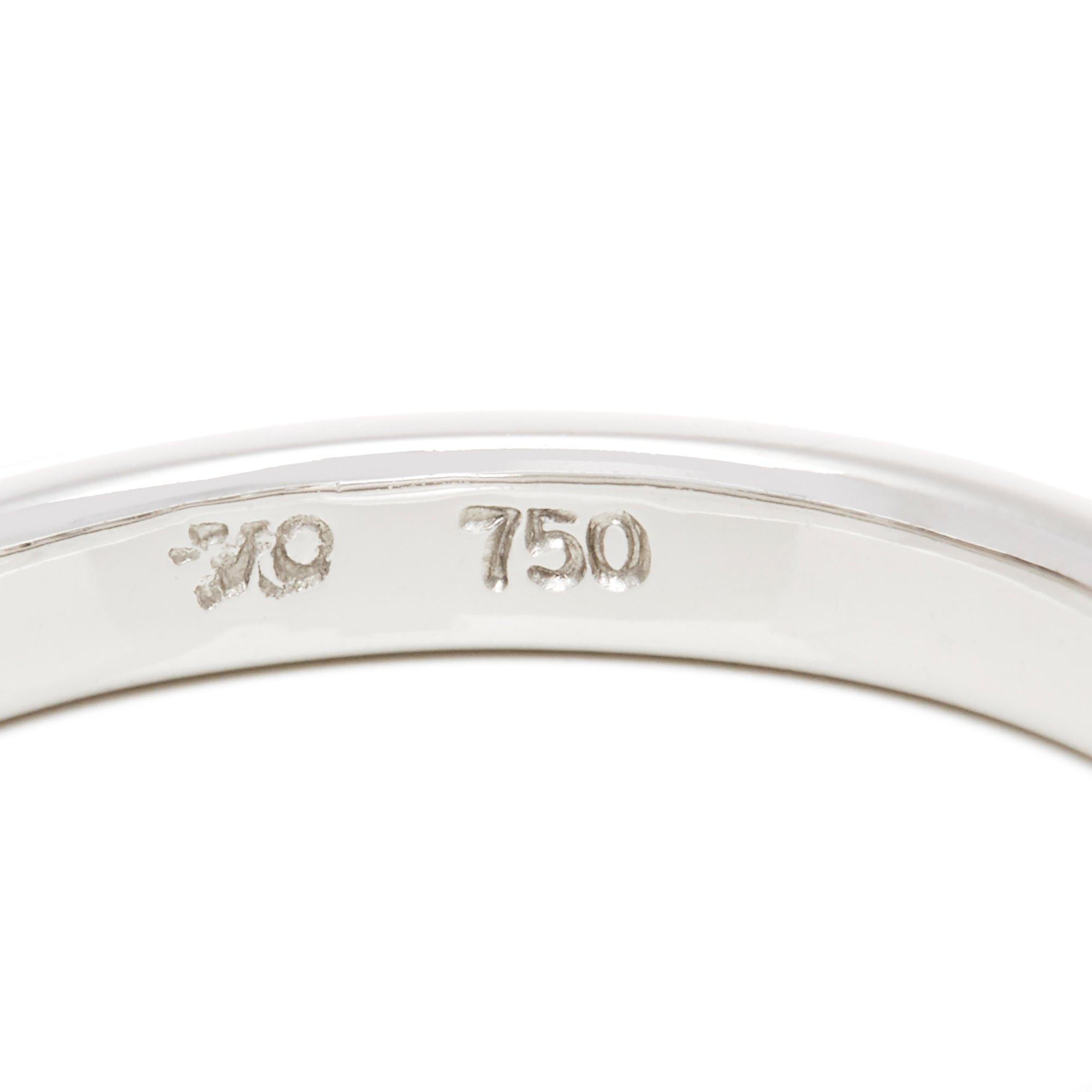 Diamond 18ct White Gold Diamond Eternity Ring