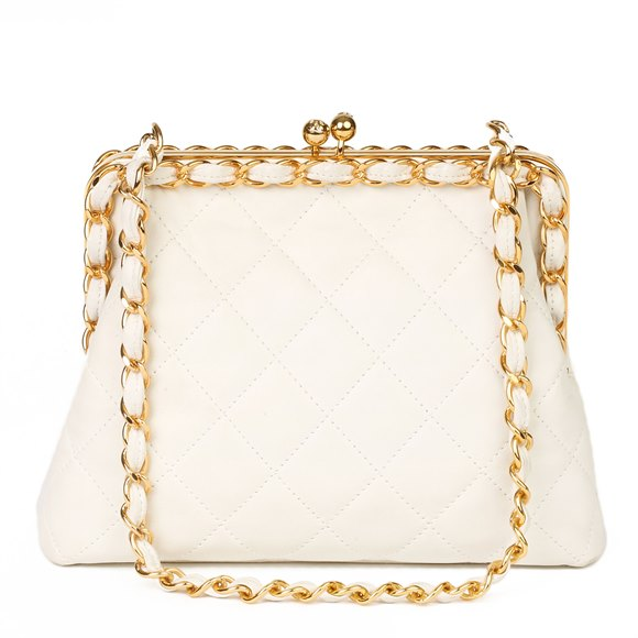 Chain Around Timeless Frame Bag