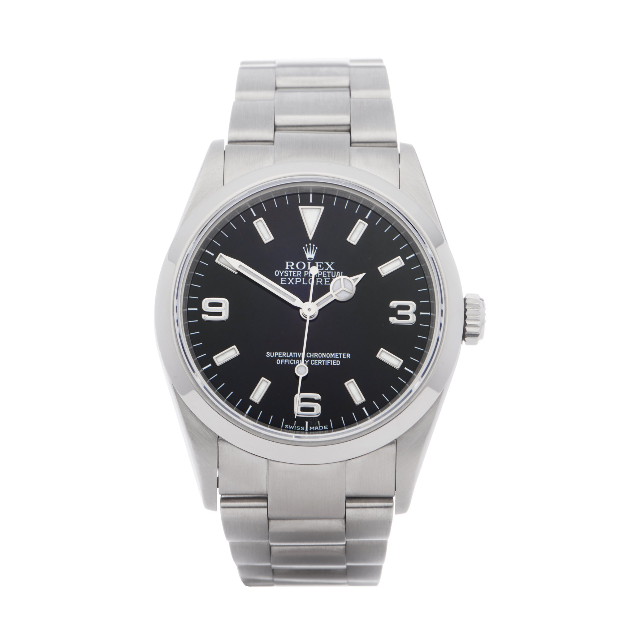 Rolex Explorer Stainless Steel 114270