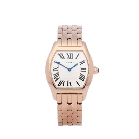 Cartier Tortue 18K Rose Gold - 3698