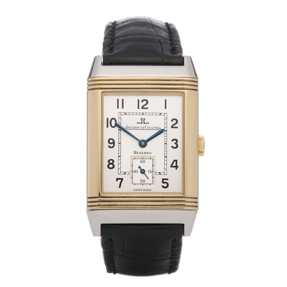 Jaeger-LeCoultre  Grand Taille 18K Yellow Gold & Stainless Steel - 270.5.62
