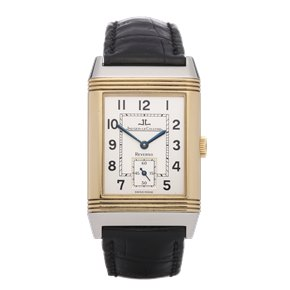 Jaeger-LeCoultre  Grand Taille 18K Stainless Steel & Yellow Gold - 270.5.62