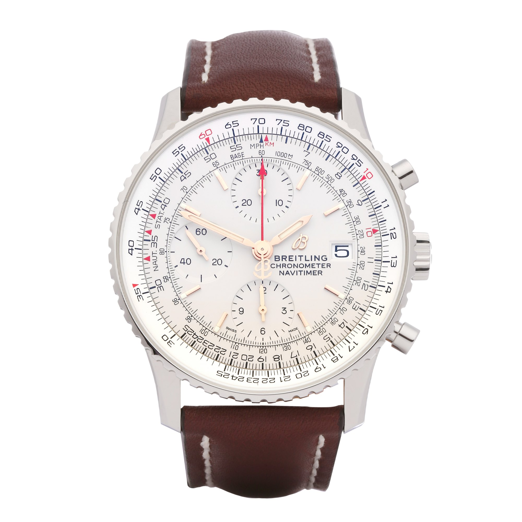 Breitling Navitimer Stainless Steel A13324
