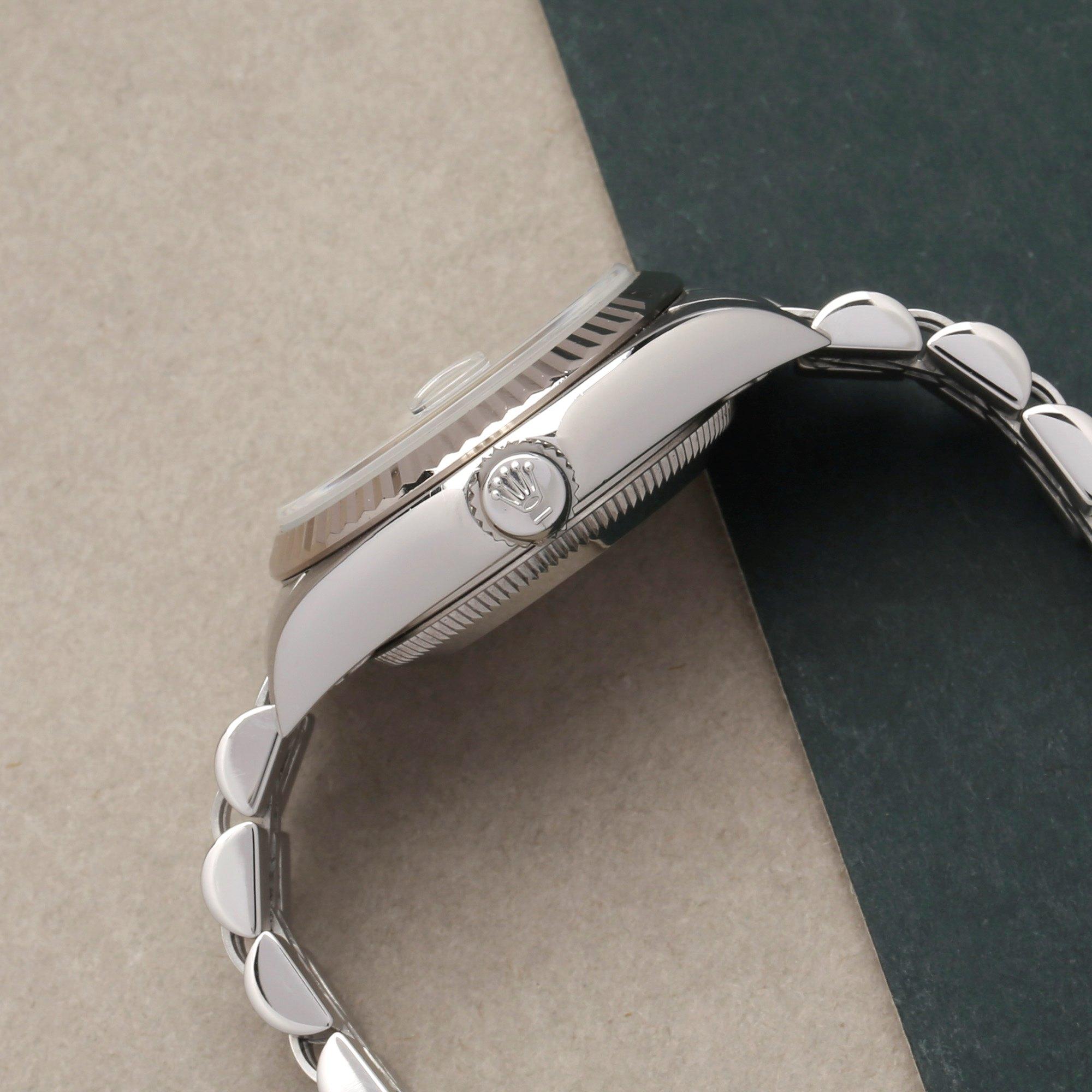 Rolex Datejust 26 18K White Gold & Stainless Steel 79174