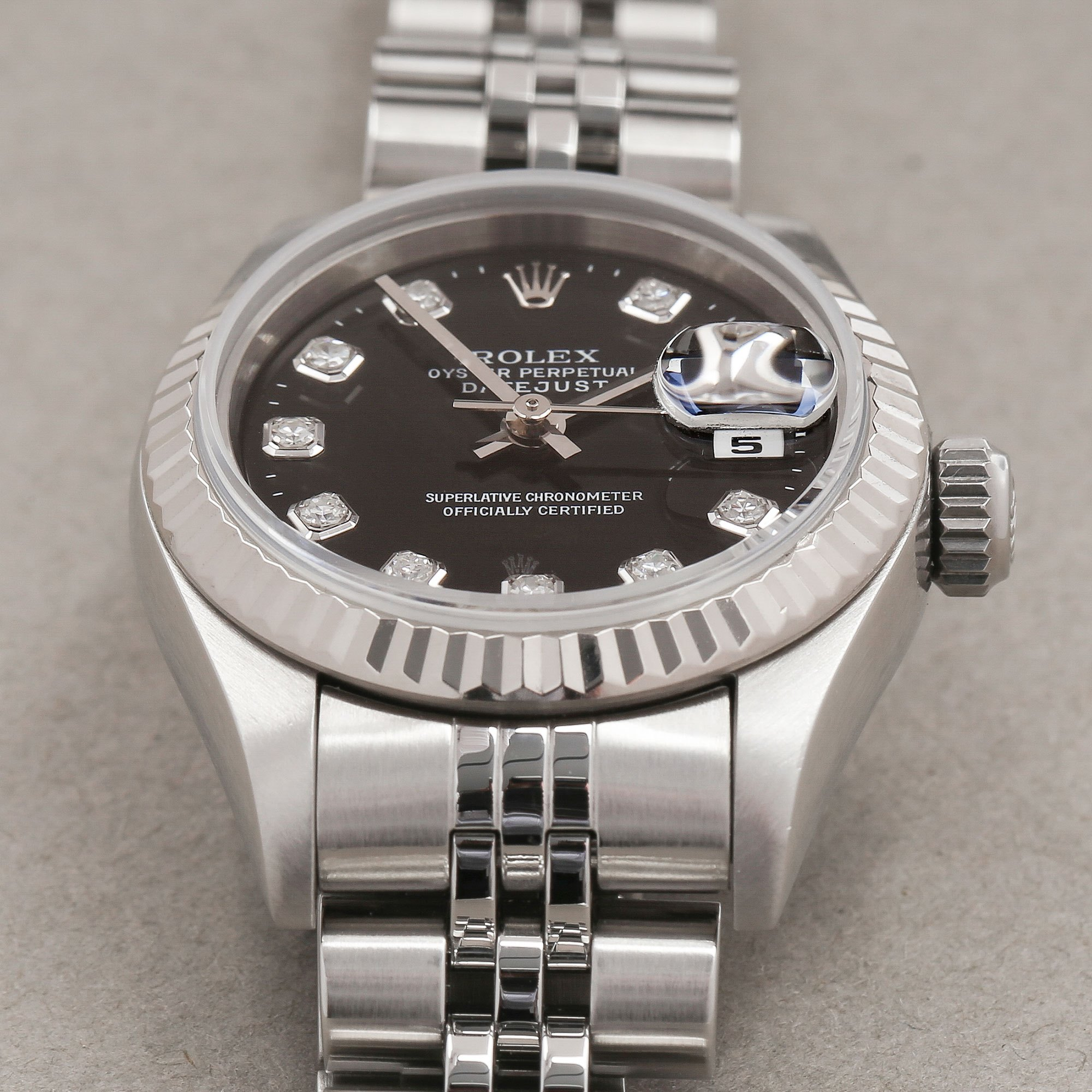 Rolex Datejust 26 Roestvrij Staal 69174G