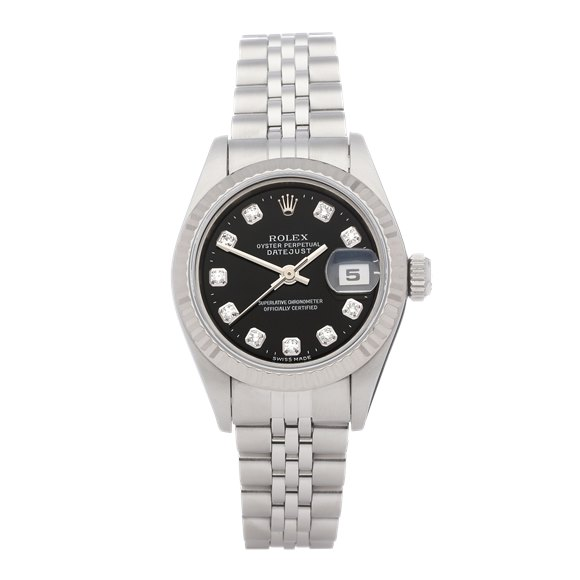 Rolex Datejust 26 Stainless Steel - 69174G