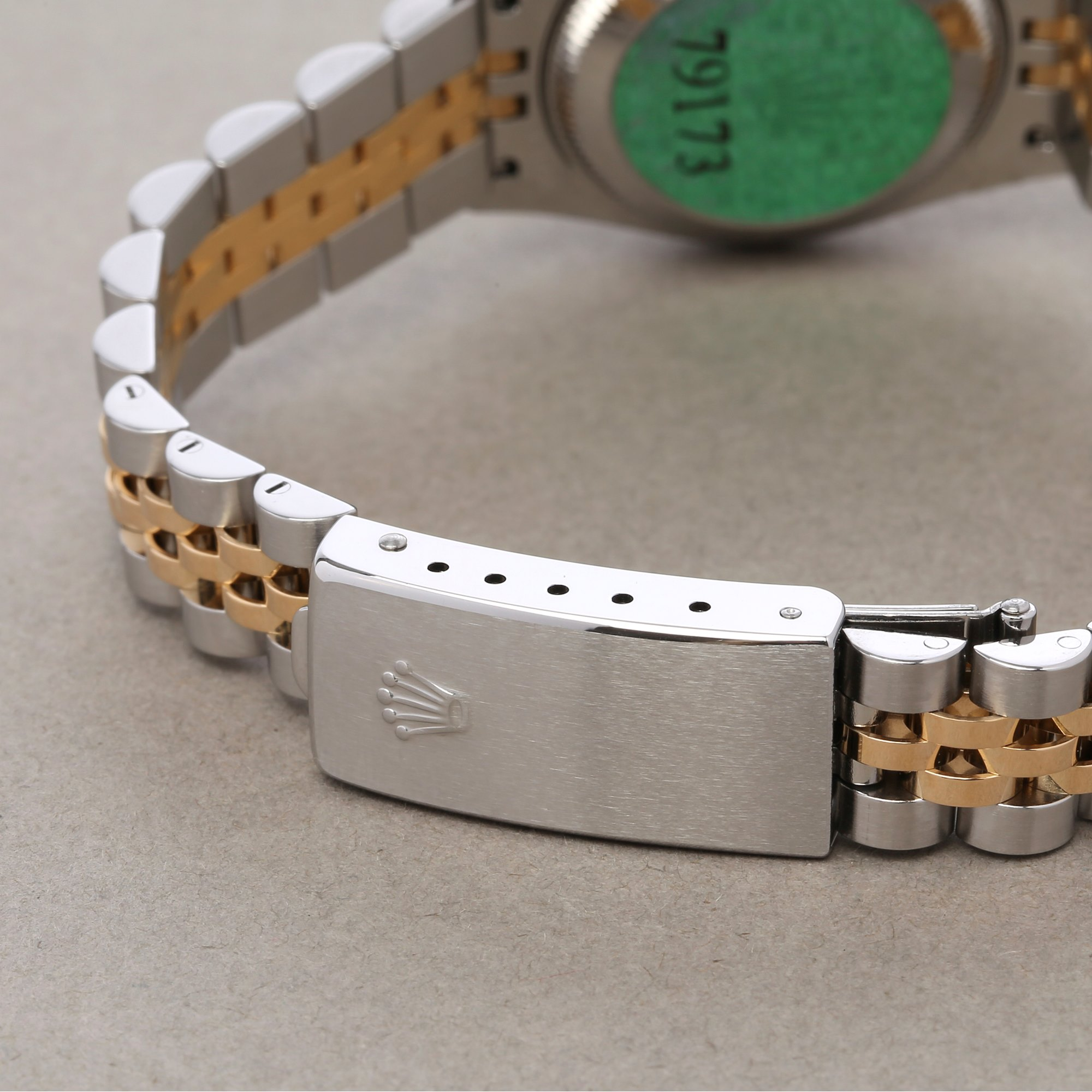 Rolex Datejust 26 18K Yellow Gold & Stainless Steel 79173