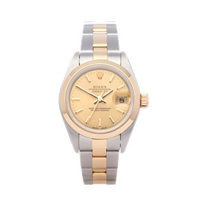 Rolex Datejust 26 18K Yellow Gold & Stainless Steel - 79163