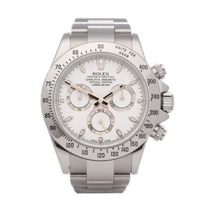 Rolex Daytona Cosmograph APH Dial Stainless Steel - 116520