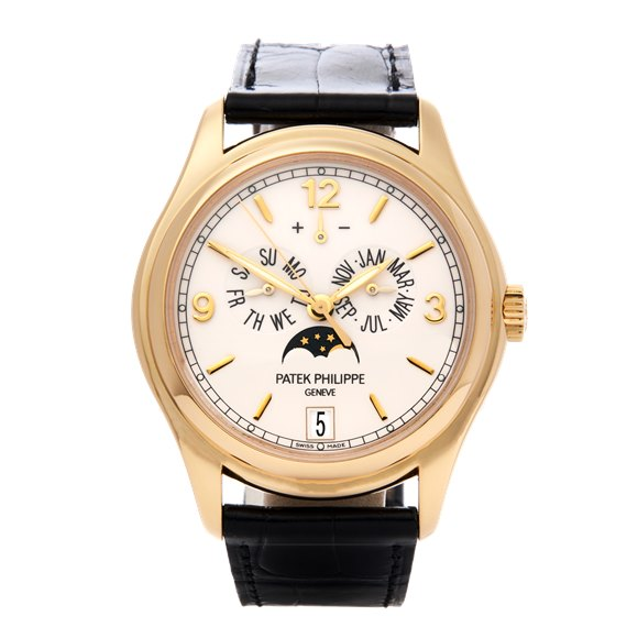Patek Philippe Complications Annual Calendar 18K Yellow Gold - 5146J-001
