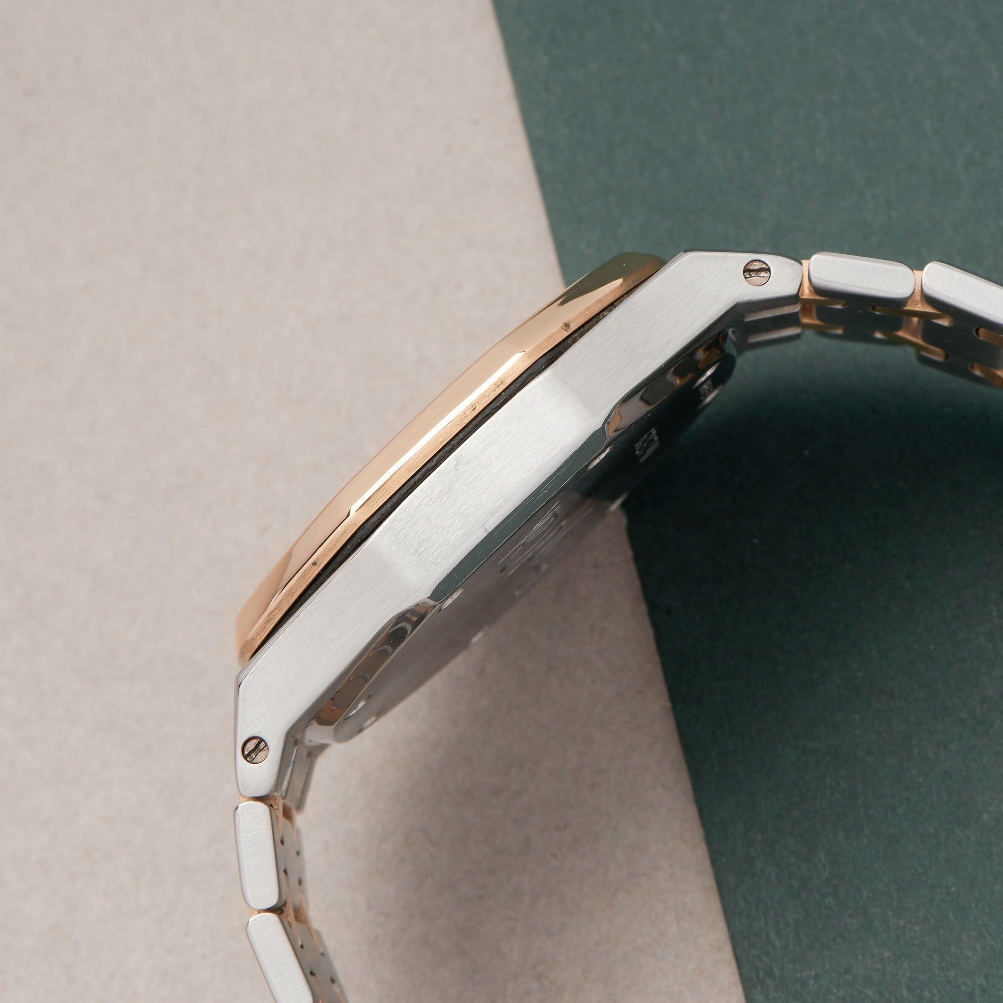 Audemars Piguet Royal Oak Day-Date 18K Yellow Gold & Stainless Steel 25594SA