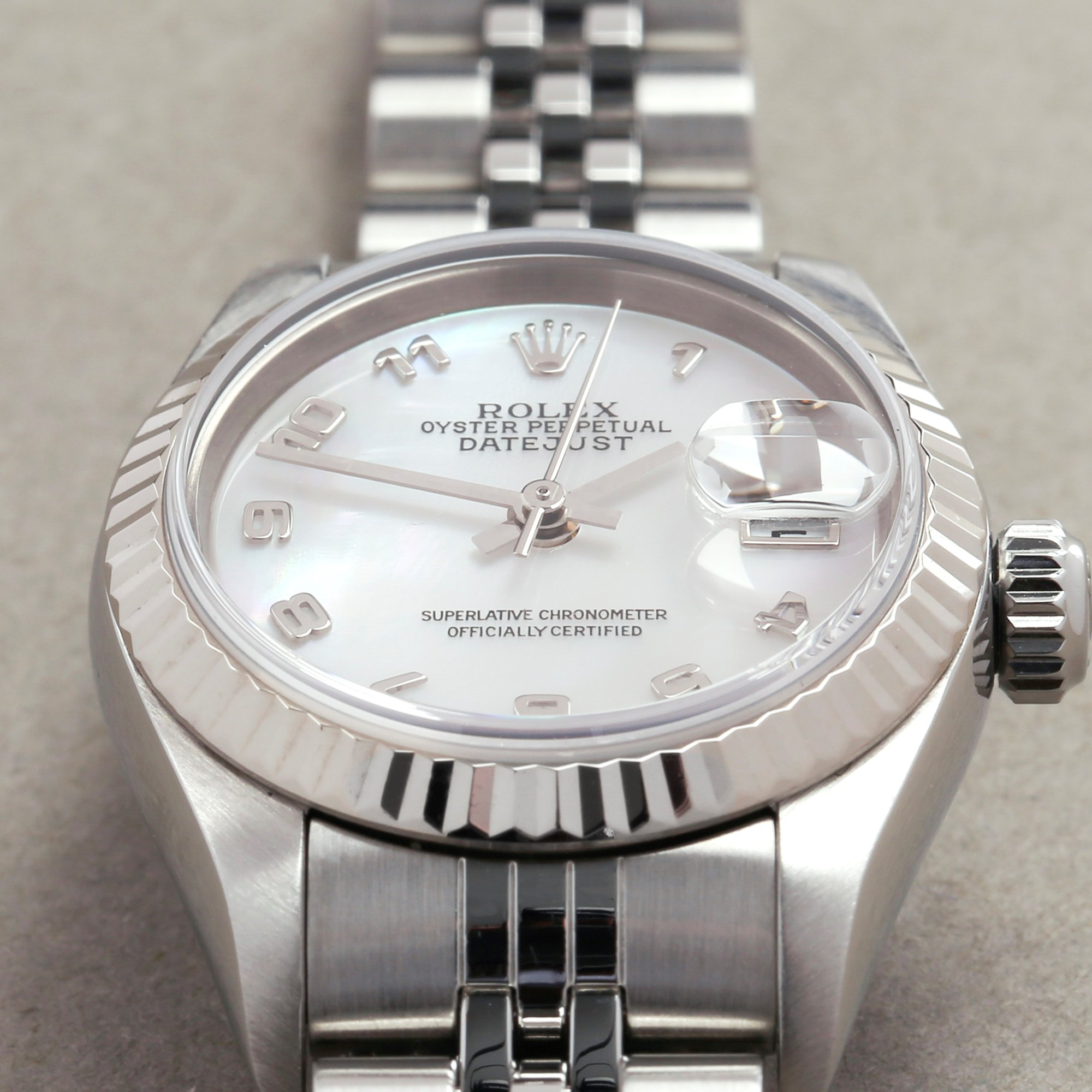 Rolex Datejust 26 Stainless Steel 79174NR