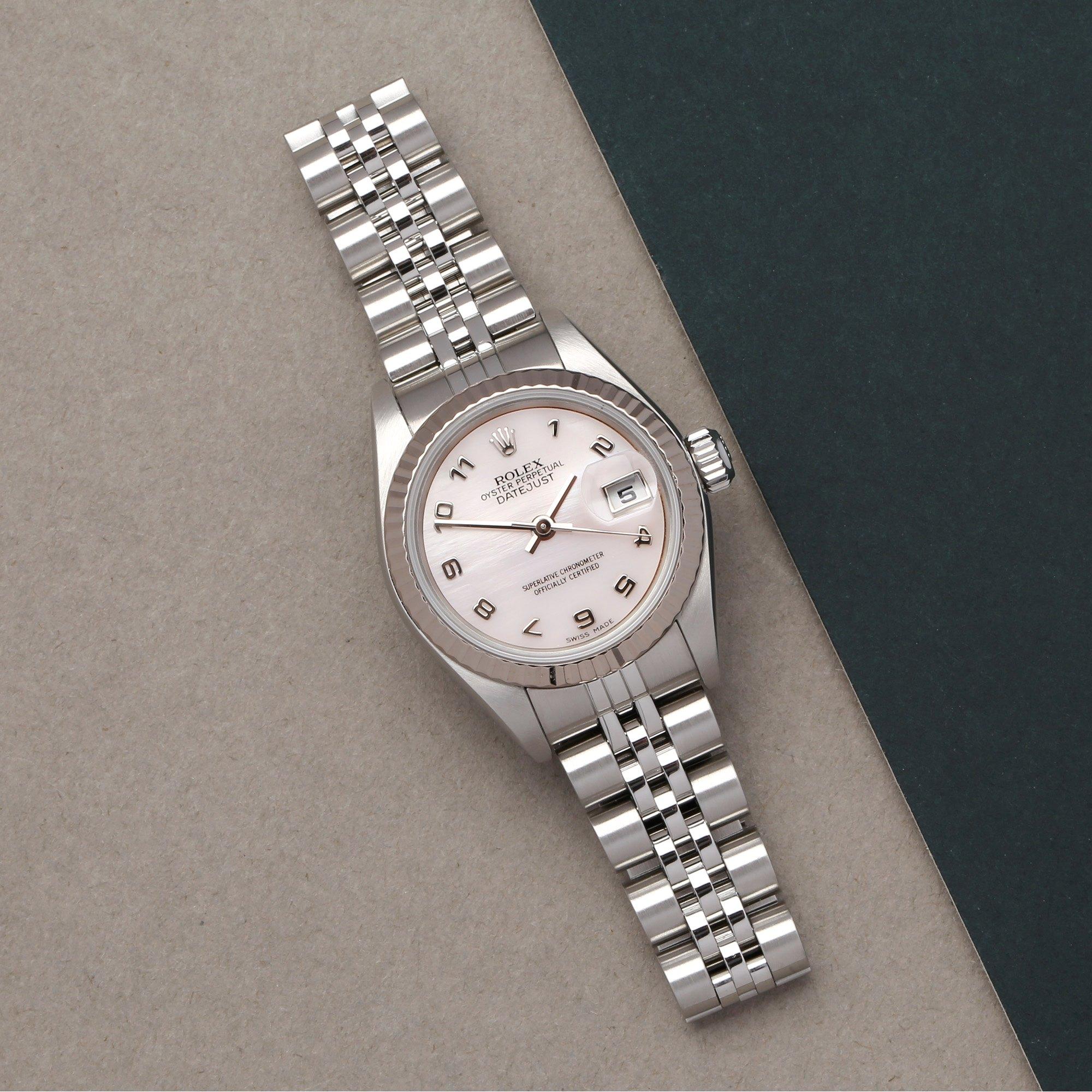 Rolex Datejust 26 Stainless Steel 79174NR