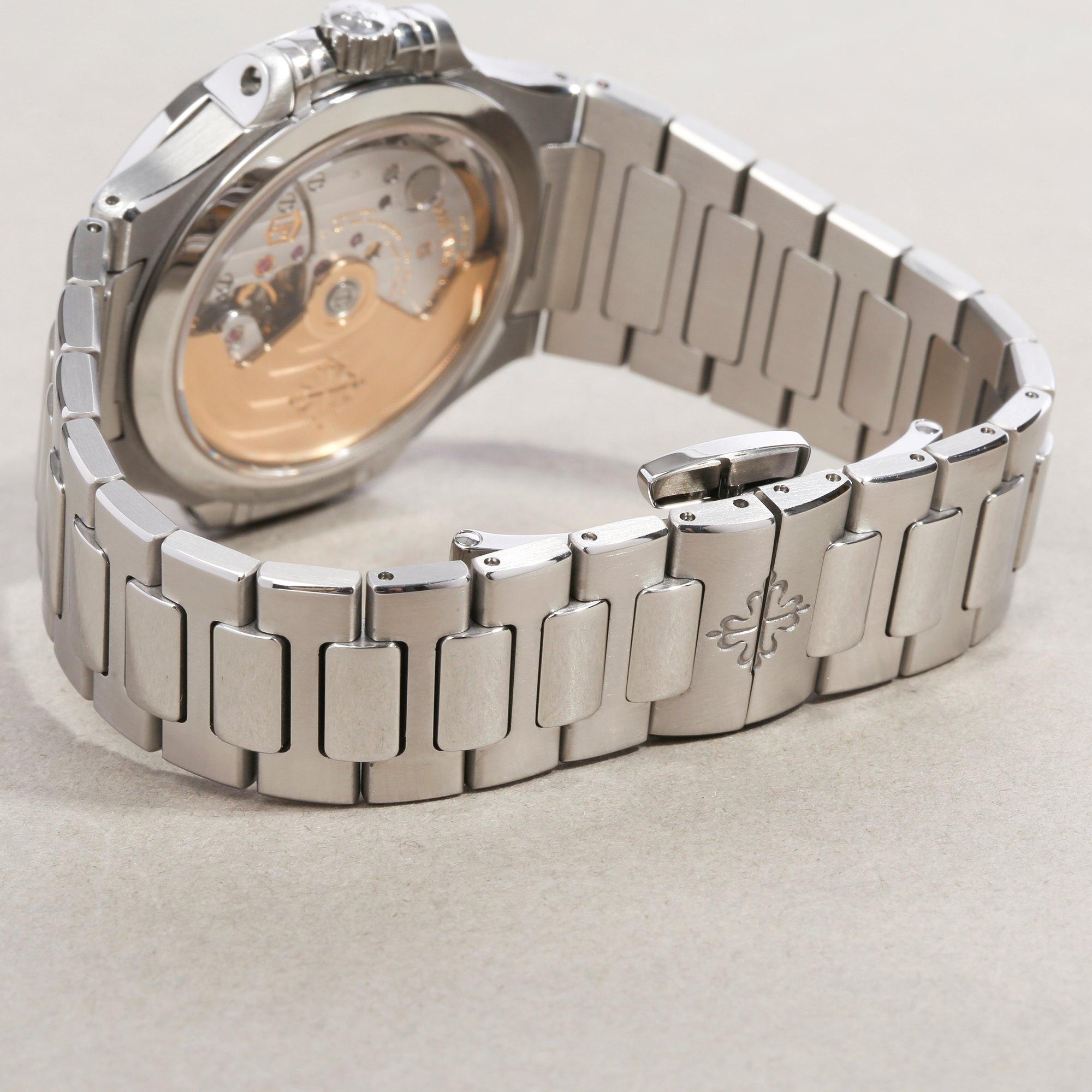Patek Philippe Nautilus Stainless Steel 7118/1A-001