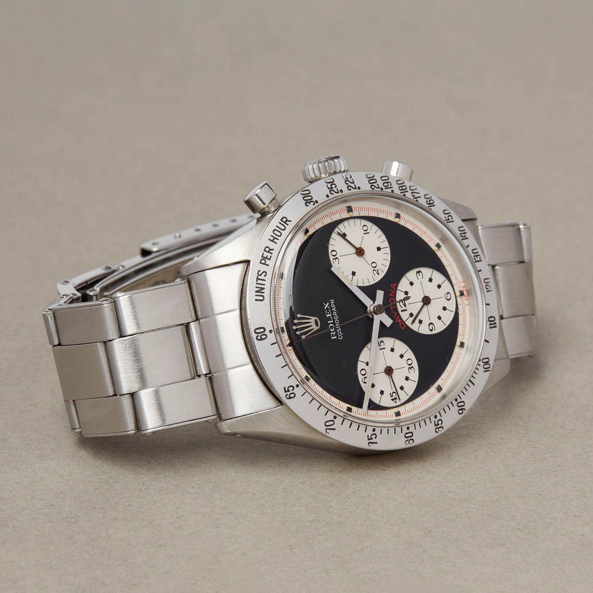 Rolex Daytona Stainless Steel - 6239 Roestvrij Staal 6239