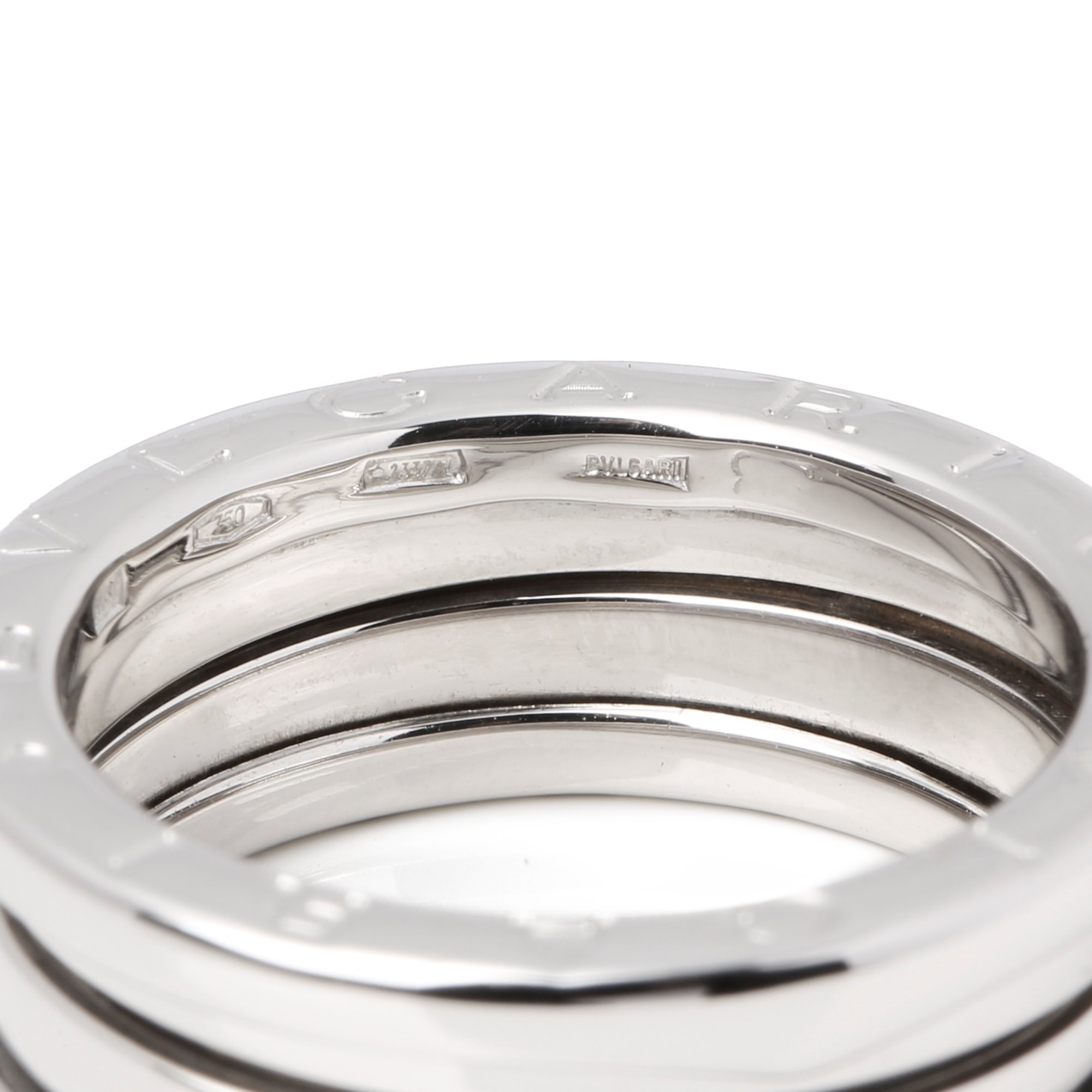 Bulgari B Zero 1 Three Row Band Ring