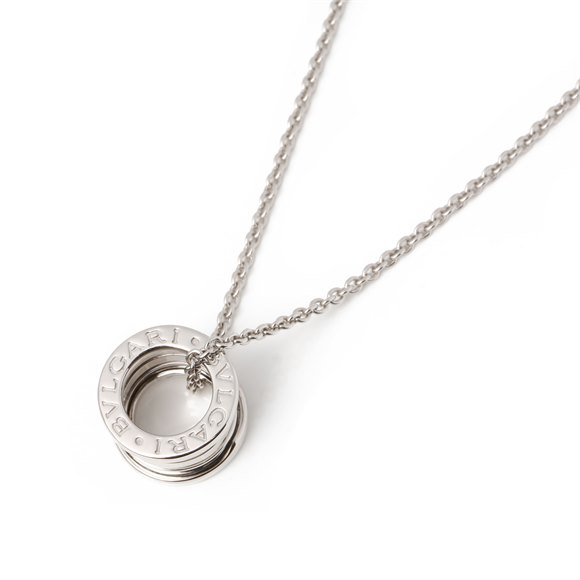Bulgari B Zero 1 Pendant Necklace