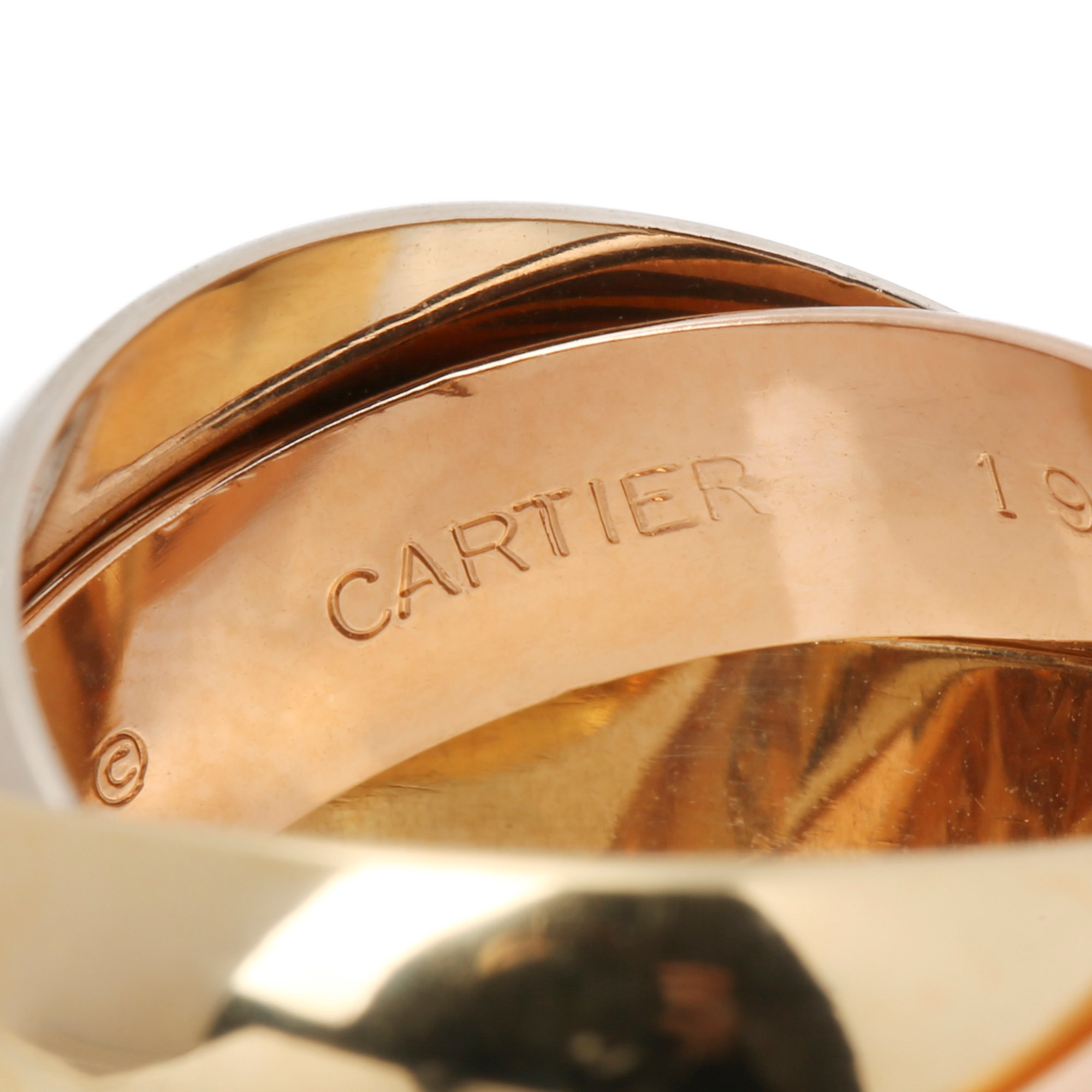 Cartier Trinity Classic Ring Large