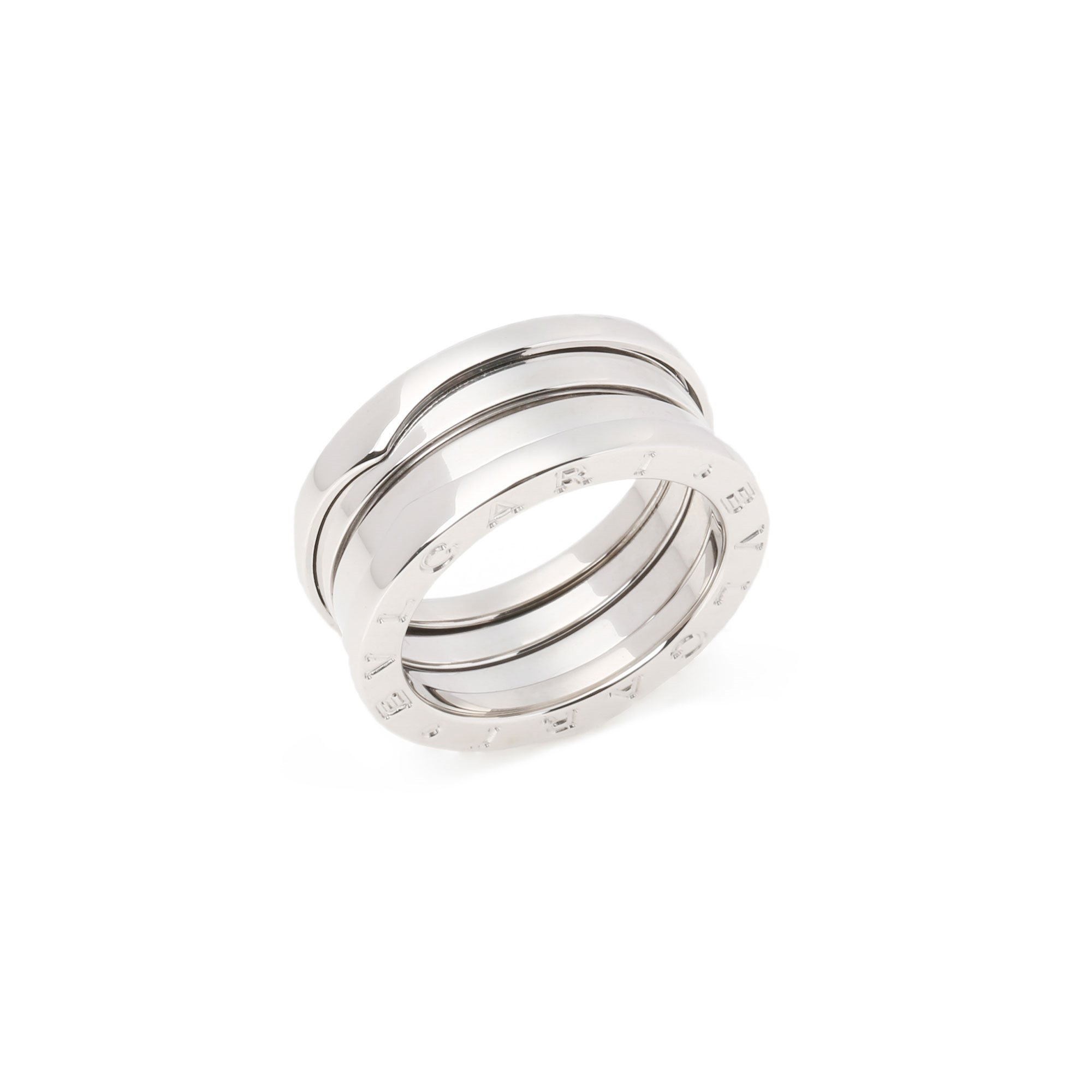 Bulgari B Zero 1 Three Row Band Ring