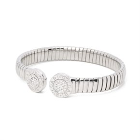 Bulgari Bulgari Bulgari Tubogas Diamond bangle