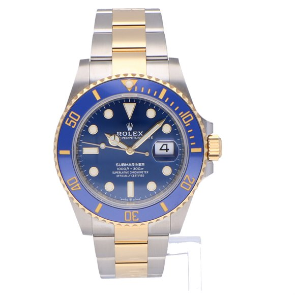 Rolex Submariner Date Stainless Steel & Yellow Gold - 126613LB