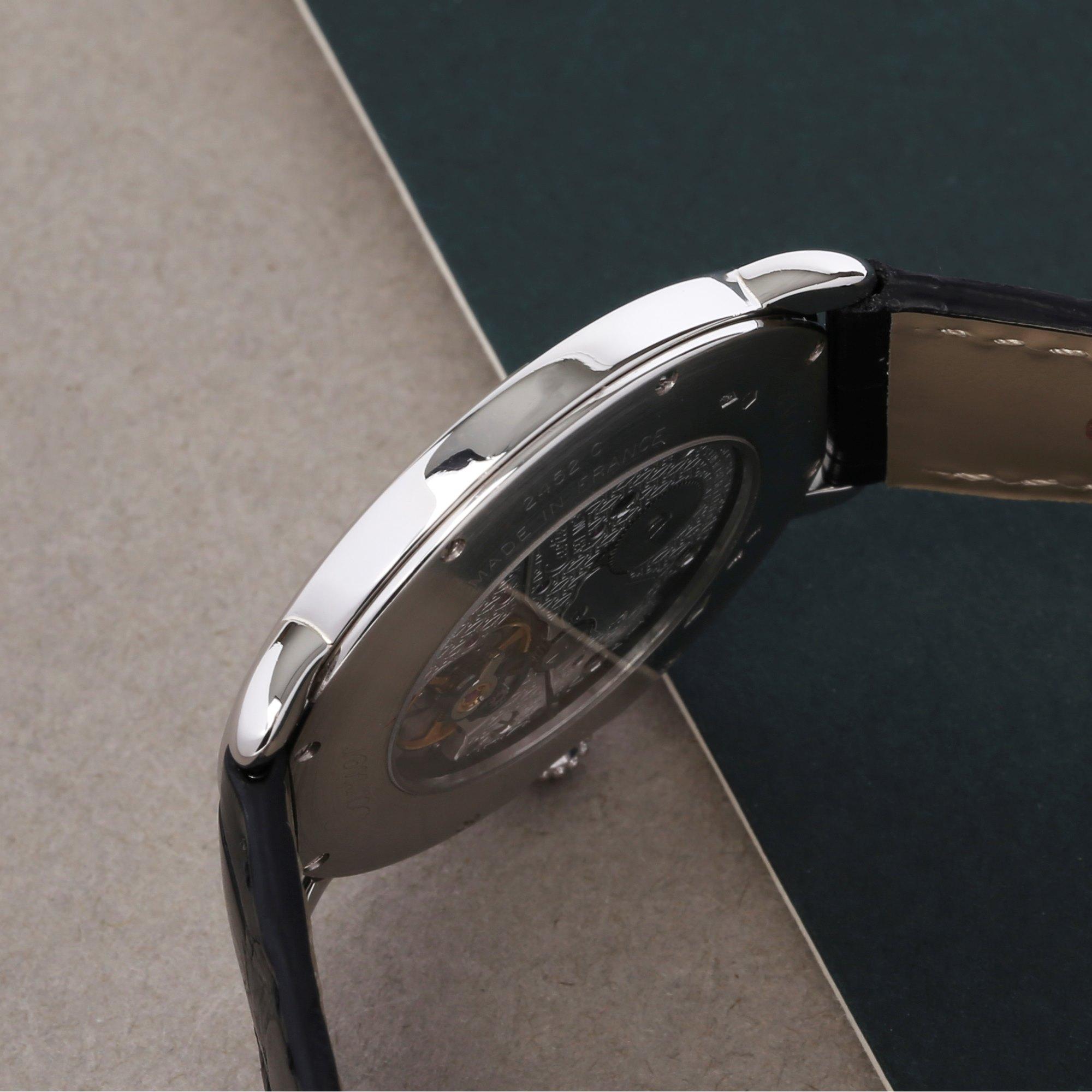 Cartier Ronde Platinum 2452