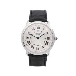 Cartier Ronde Platinum - 2452