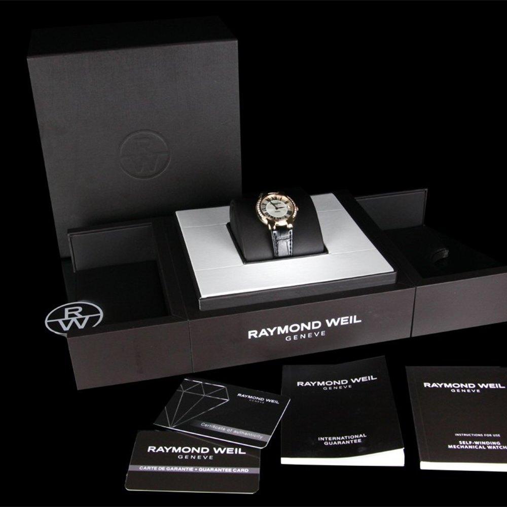 Raymond Weil Jasmine Rose Gold Plated 2935-PCS-00659