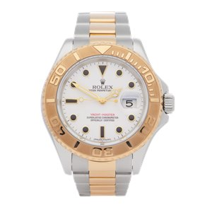 Rolex Yacht-Master 18K Yellow Gold & Stainless Steel - 16623