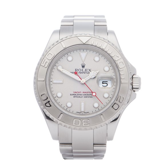 Rolex Yacht-Master Stainless Steel - 16622