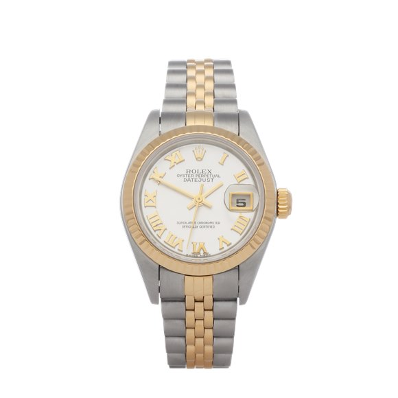 Rolex Datejust 26 18K Yellow Gold & Stainless Steel - 79173