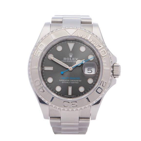 Rolex Yacht-Master Stainless Steel - 116622