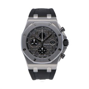 Audemars Piguet Royal Oak Offshore Stainless Steel - 26470ST.OO.A104CR.01