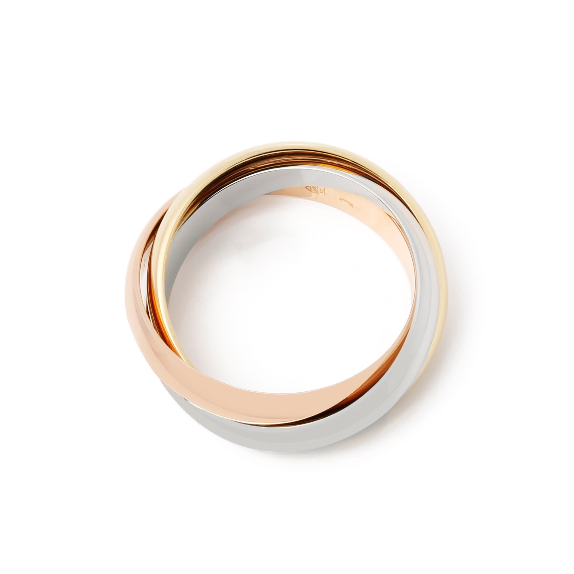 Cartier Classic Trinity Ring