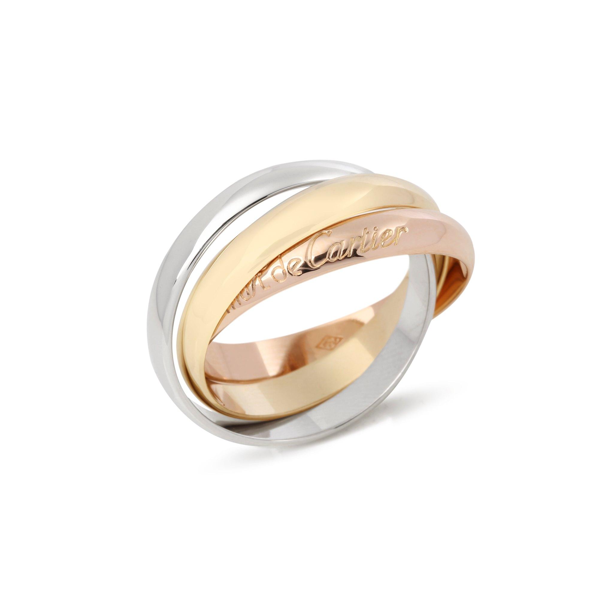 Cartier Les Must de Cartier Trinity Ring