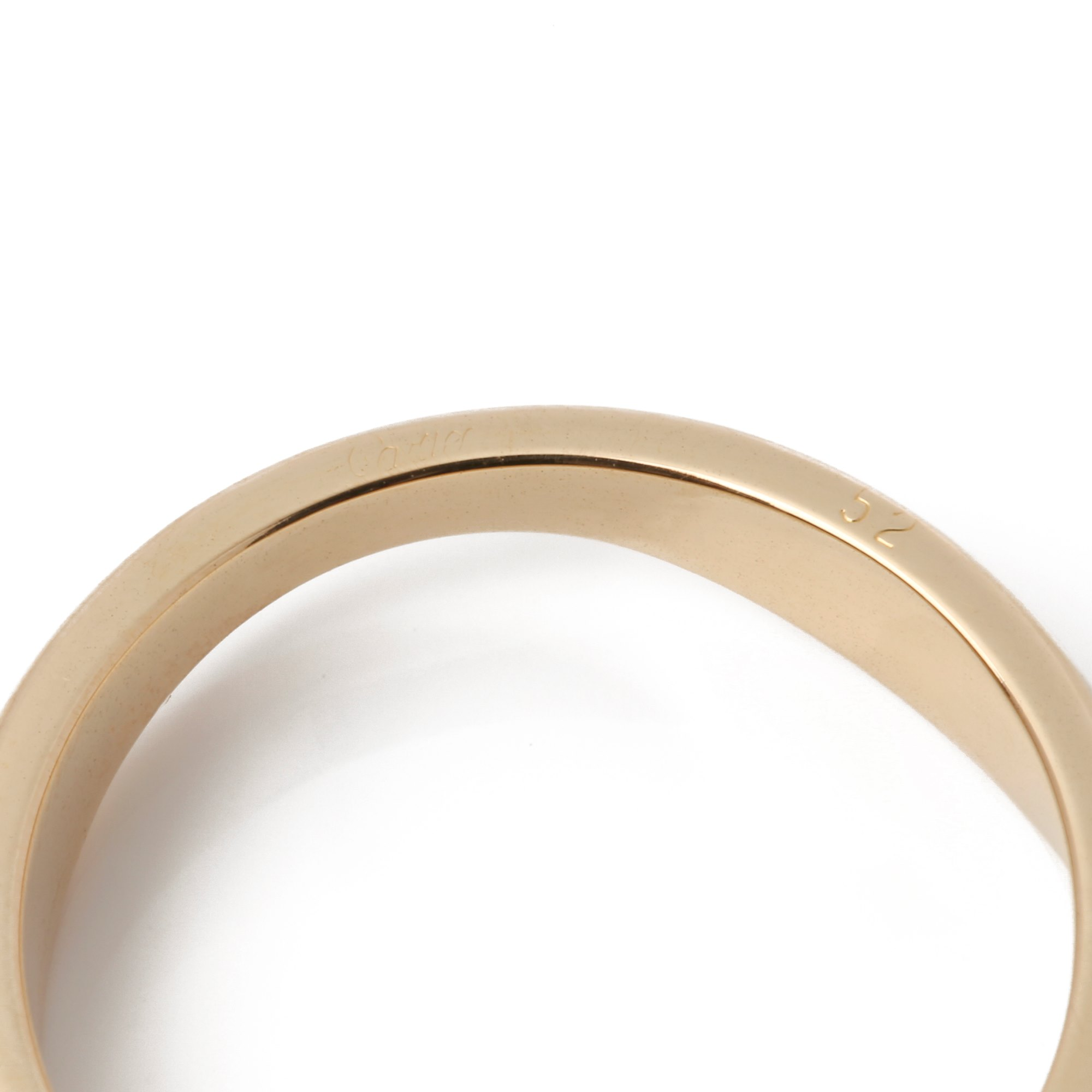 Cartier Love Me Set of Two Band Rings