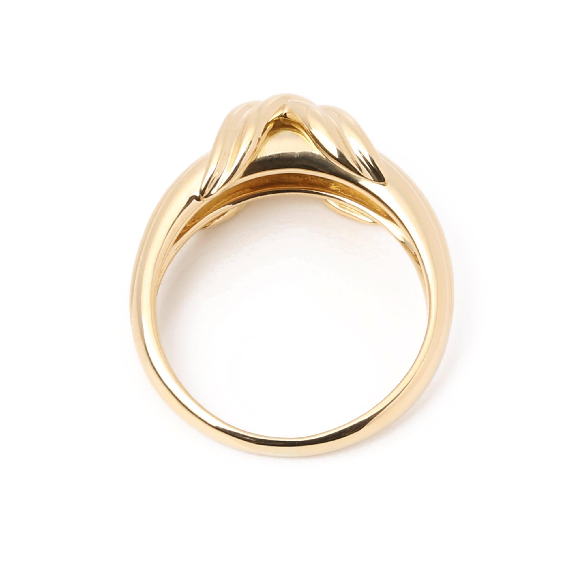 Tiffany & Co. Signature X Kiss Ring