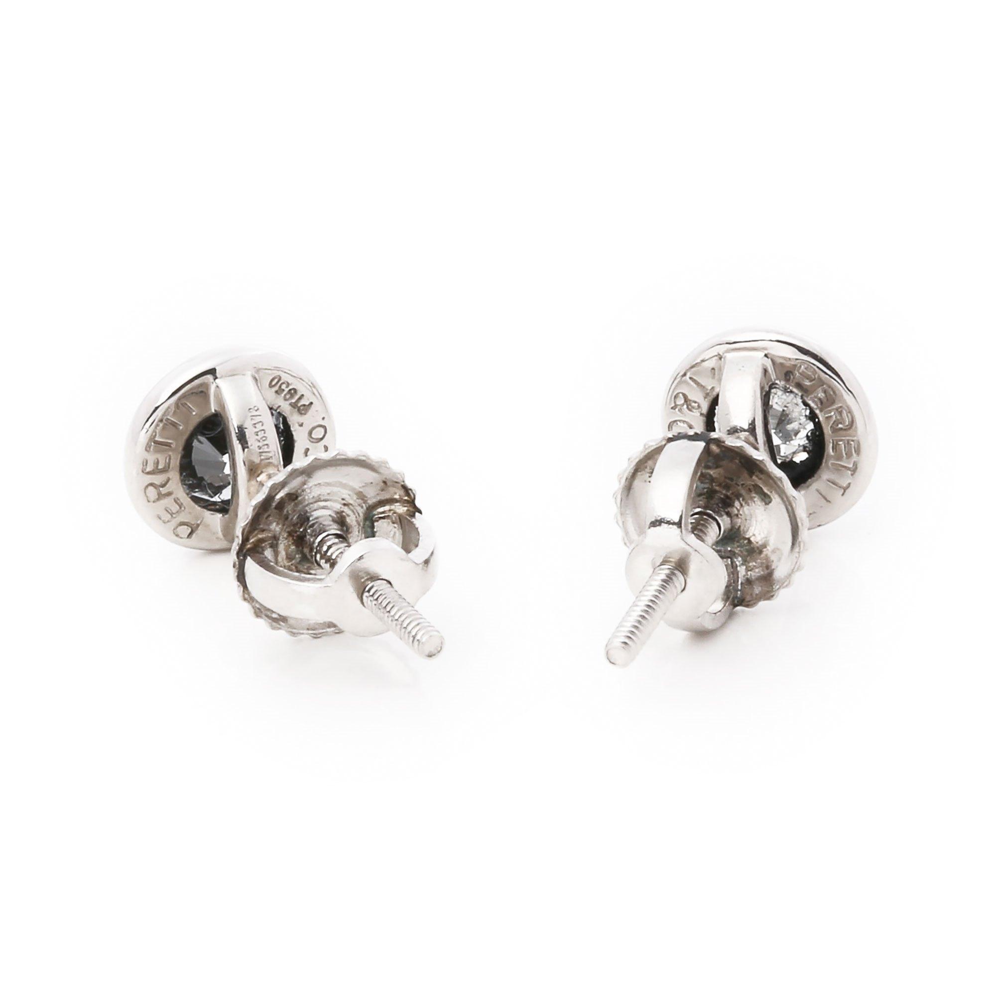 Tiffany & Co. Diamonds by the Yard 0.70ct Diamond Stud Earrings
